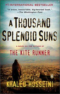 Went out immediately after reading The Kite Runner to get this book. Another fantastic read!