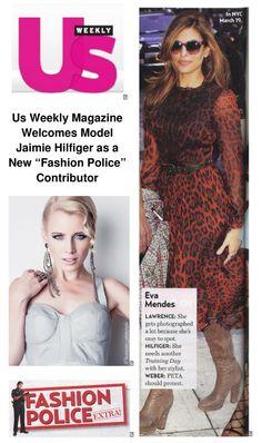 Jaimie Hilfiger US WEEKLY Fashion Police