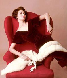 Vogue '59  - Velvet, come on!!!
