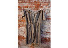 aliceandjay.com handmade linen dress - apparently I love linen