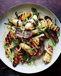 wine, potato salads, food amp, grill potato