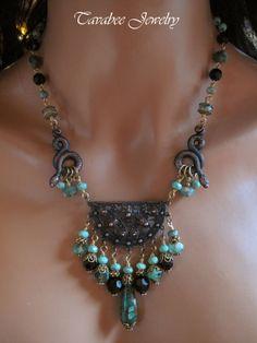 necklace - pretty colours