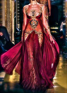 la mode, zuhairmurad, fashion, zuhair murad, red carpet
