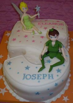 Cake Ideas For Boy And Girl Twins Prezup for