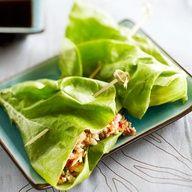 Vegetarian Lettuce Wraps on Pinterest | Armenian Recipes ...