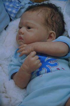 Mummelbaerchens Patrik, so cute Reborn Baby Boy, sculpt by Natali Blick, | eBay