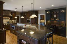 N. Barrington Kitchen - traditional - kitchen - chicago - Kitchens By Julie