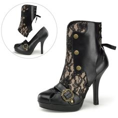 Steampunk Shoes | Steampunk Boots