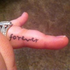 Finger Tat