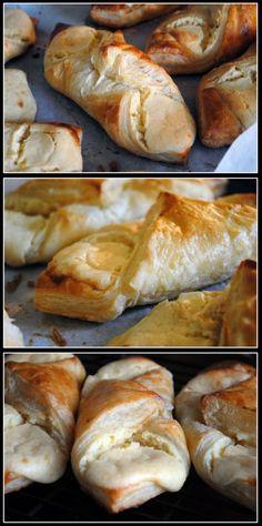 Ina Garten's Easy Cheese Danish