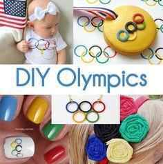 DIY Olympics!!!