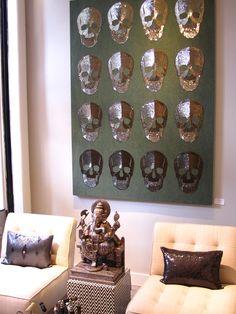 cool home decor, skull, idea, ankasa, life parent