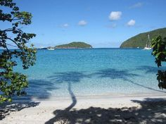 St. John is the #1 2013 Travelers' Choice caribbean Islands award winner