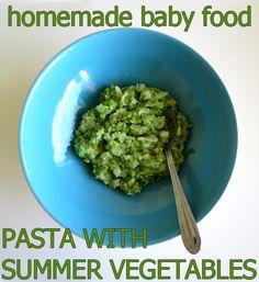homemade baby foods, baby food pasta, gluten free pasta, babi food