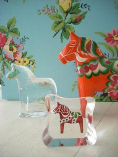 <3 Dala Horses