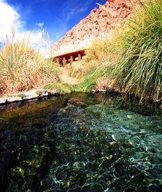 Puritama Hot Springs, Atacama Desert, Chile