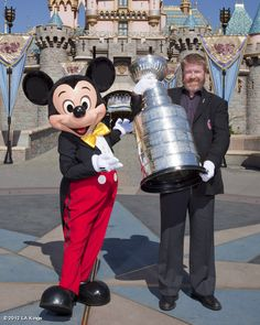 The Stanley Cup was @Christine Peck Hardy -- it was a great time! Here is another pic from the day...