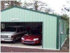 Find Steel Garage Building Kits at AbsoluteRV.com