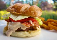 Chipotle Ranch Burgers