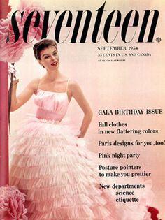 154 vintage seventeen magazine
