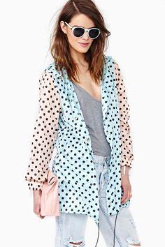 Chroma Dot Rain Jacket