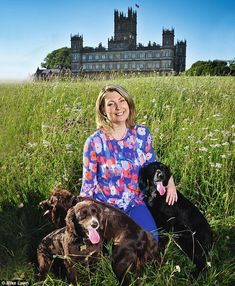 Highclere Castle's Lady Carnarvon on speaks about how the TV show saved her beloved home - and confronting the ghostly footman who haunts it