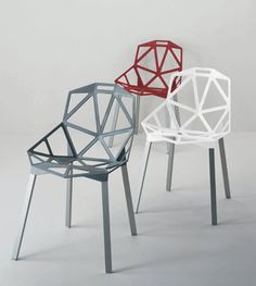 Chair one - Constantin Grcic