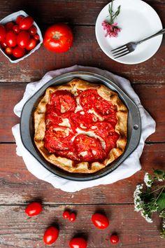 Comforting Tomato Pie