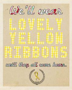 www.LovelyYellowRibbons.etsy.com
