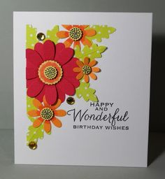 Beautiful card by Tara