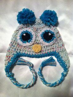 Crochet baby hat crochet hat handmade hat baby by loopsbowtique, $19.00