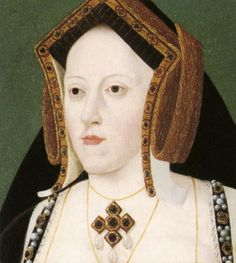 """On her deathbed Catherine of Aragon wrote a letter to Henry VIII that ended with this touching sentence: Lastly, I makest this vouge [vow], that mine eyes desire thou aboufe all things. Katharine the Quene"""""""