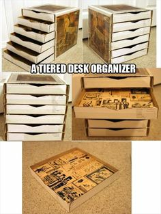 Uses for pizza box
