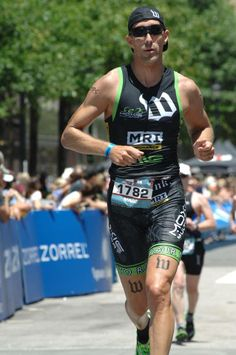 "MARC NESTER: Elite triathlete from Arlington, VA. Marc is apart of the Moxie Triathlon Club. ""Too many times today people take supplements and things in which they have no idea what is really in them, only to find out that there was a banned substance in supplement that they were taking.  With ENERGYbits, there is no question what is in the product because it is all natural."" #poweredbybits"