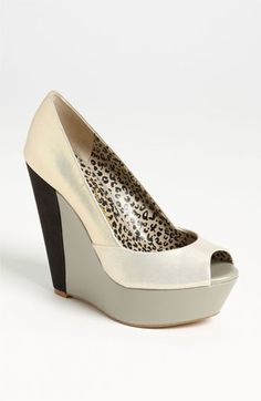 Jessica Simpson 'Leelo' Pump available at #Nordstrom