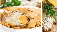Appetizer Cheese Ball Recipe | Blendtec