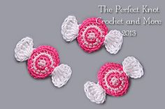 Ravelry: Candy Applique pattern by The Perfect Knot - Michelle Kovach