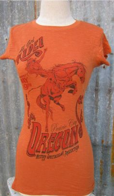 All Girl Rodeo tee by Original Cowgirl Clothing Co.