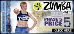 ZUMBA PARTY – $5.00!!