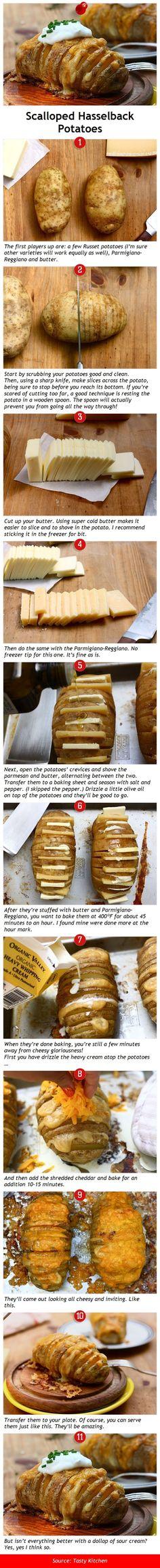 Interesting way to do potatoes