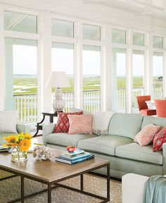 Classically Cool Shore House