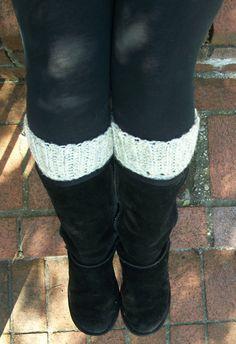 boot cuffs, chunki boot, boot socks
