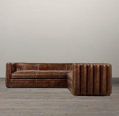 Woonstijl leren bank on pinterest leather sofas for Cognac kleur combineren interieur