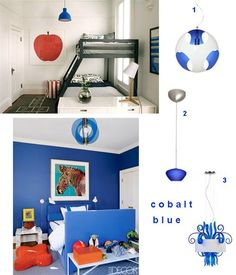 Colorful Lights for Kids Rooms | Blogged by @StyleCarrot • Marni Katz  on LampsPlus.com