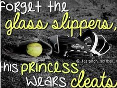 Outdoors & Games #Softball #Quote