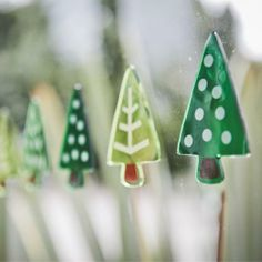 Christmas Tree GelGems - £3.95 - A great collection of Decorations For Your Home from The Clementine