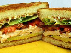 Modern Club Sandwich Recipe