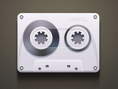 Dribbble - Magnetic Tape by MVBen