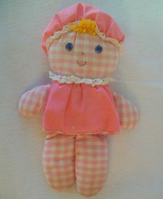 Omg...was my favorite doll!!! I have her wrapped and packed up now!