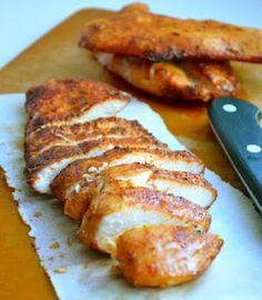 Crown Recipes: Brown Sugar Spiced Baked Chicken